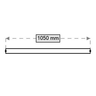 rura 1050 mm